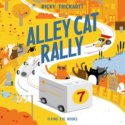 Alley Cat Ralley
